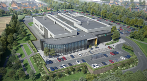 Science park brings in specialist engineering firm to help get 'car-of-the-future' centre on the road