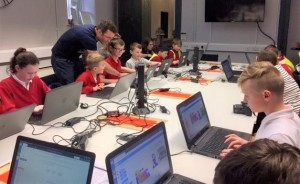 Bristol's Engine Shed aims to widen access to city's tech sector with series of tours for school kids
