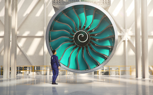 Manufacturing of Rolls-Royce's pioneering Bristol-made engine blades gets off the ground