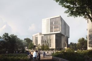 University of Bristol plans landmark library building at heart of its campus