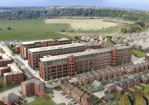 St Monica Trust snaps up site for extension to its Chocolate Quarter scheme in Keynsham