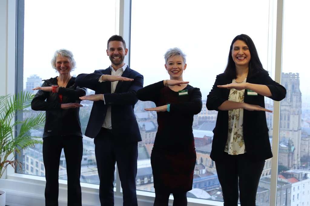 Achievements in sport and engineering hailed at CBRE's International Women's Day event