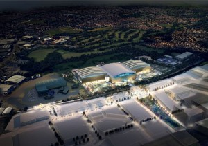 Filton arena will put Bristol on the map, says Chamber of Commerce as it welcomes planning approval