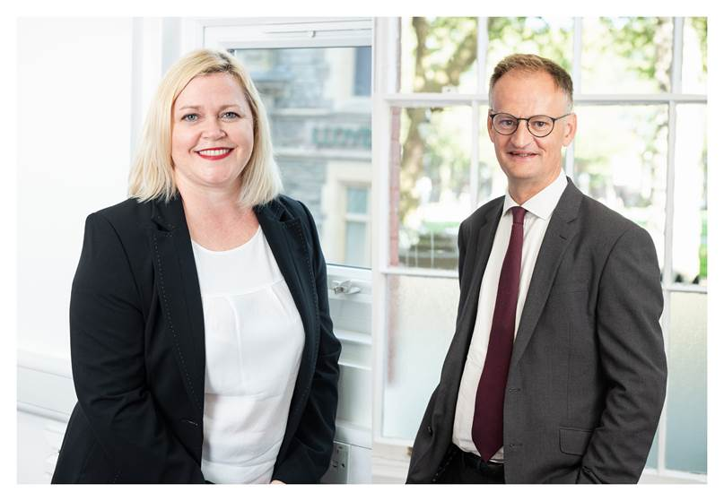 Two senior associate promotions at Barcan+Kirby increases partnership to 18