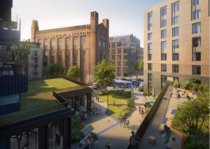 Developer unveils plan for 100-plus trees to breathe life into its high-profile Old Market site