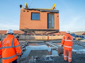 TLT role in pioneering modular homes scheme aimed at helpling tackle housing crisis