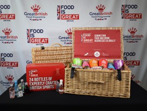 Business West initiative selected to help UK food and drink firms bounce back by selling overseas