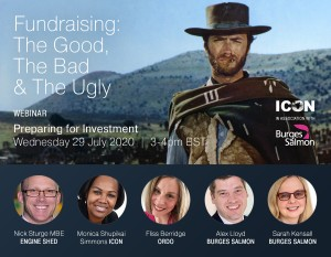 Tech webinar will shed light on The Good, The Bad and The Ugly of fundraising