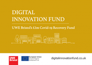 UWE opens new round of funding for innovative firms aiming to meet challenges of Covid-19