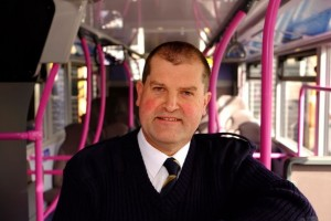 Bath's bus boss to retire, 46 years after joining industry he is passionate about as a conductor