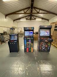 Locked-down players and online upgrade trigger big sales haul for retro arcade gaming firm