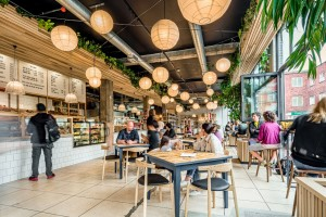 Design work for ethical supermarket earns Phoenix Wharf top national award for second time