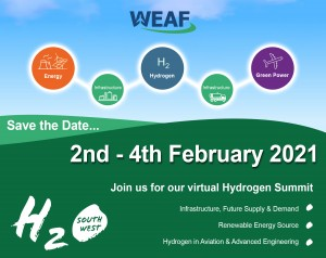 Virtual summit will look at the power of hydrogen to transform the region's industry