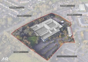 Major boost for Bristol's TV and film industry as Bottle Yard Studios' £11.7m expansion gets green light