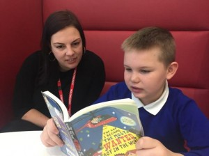 Join us in backing city's vital primary school 'reading buddies' scheme, says National Friendly