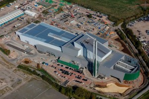 Bristol's pioneering energy park powers ahead with handover of £252m plant