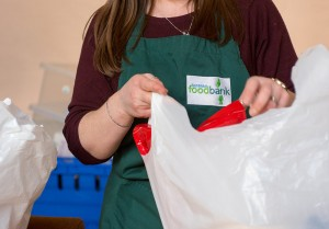Womble Bond Dickinson staff donate time and money to help Bristol food banks