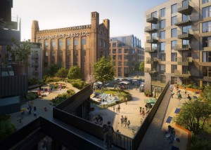 Developer's 'social value' report shows its Soapworks scheme will give area £200m boost