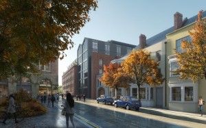 Housing allocation on historic site increased by half again as developer bows to council pressure