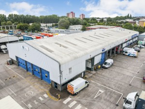 New flagship branch planned by Travis Perkins after it snaps up St Philips commercial vehicle site