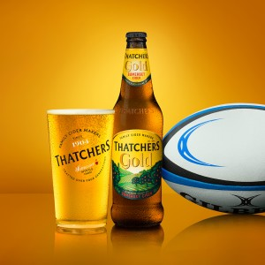 BT Sport's live rugby coverage goes for Gold in tie-up with cider firm Thatchers