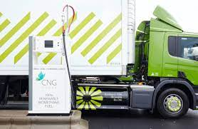 Biomethane refuelling station to put Bristol on world map for greener deliveries