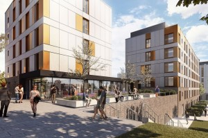 UWE Passivhaus scheme 'will be game changer' for student accommodation market