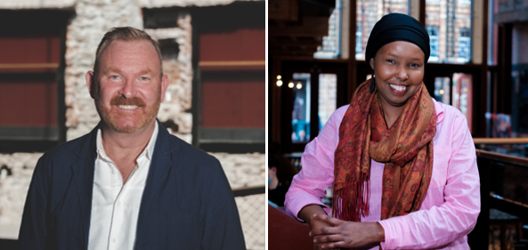 New chair and vice-chair of trustees for Bristol Old Vic as it looks to innovate for a post-Covid future