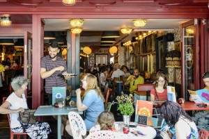 Happy returns for Loungers as lockdown-weary diners flock back to its venues
