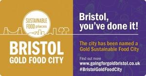 Success on a plate: Bristol earns prestigious Gold Sustainable Food City status