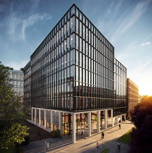 Harnessing smart building tech lands Bristol office scheme first global award – two years ahead of opening