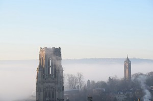Top grades for University of Bristol's stance on sustainability as it scoops pair of top awards