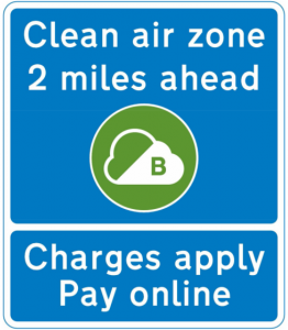 Council offers more financial help for firms likely to be hit by city's Clean Air Zone