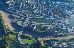 Expert team brought on board to help Bristolians shape city's Western Harbour development