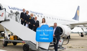 Take-off of Frankfurt flights will help put region on route to post-Covid recovery, says Bristol Airport