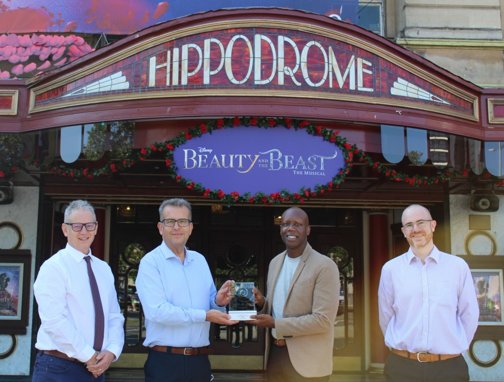 Curtain up on bigger community programme to be staged by The Hippodrome and National Friendly