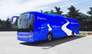 COP26 battle bus to visit Bristol and help put city's firms on the road to a net zero carbon future