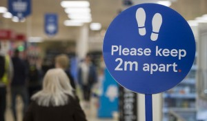 Foot Anstey report shows sharp rise in attacks on shopworkers over Covid-related rules