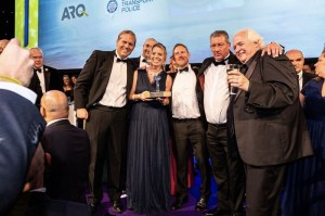 National rail industry accolade for innovative tech firm helping to keep the trains running
