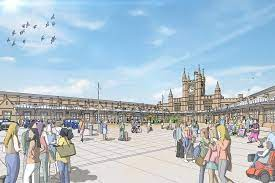 Council funding approved to kick start 'once in a generation' regeneration scheme